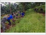 Thấm nhuần lời Bác, Bộ đội Biên phòng Điện Biên thực hiện tốt công tác vận động quần chúng