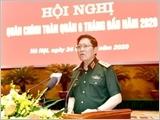 Quân đội nhân dân Việt Nam tiếp tục lập nhiều thành tích xuất sắc, xứng đáng với sự tin cậy, yêu mến của Đảng, Nhà nước và nhân dân