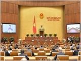 Quốc hội phê chuẩn hai hiệp định EVFTA và EVIPA