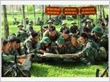 Công tác giáo dục chính trị ở Quân đoàn 4