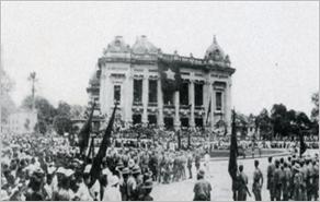 Xã luận: Sự kiện vĩ đại trong lịch sử dân tộc