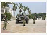 """Lực lượng vũ trang Thủ đô bảo vệ vững chắc """"trái tim"""" của cả nước"""