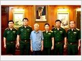 Đồng chí Lê Khả Phiêu với sự nghiệp xây dựng Quân đội nhân dân Việt Nam vững mạnh về chính trị