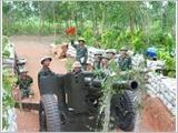Xây dựng khu vực phòng thủ tỉnh Bình Định kinh nghiệm từ thực tiễn