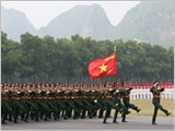 Phát huy giá trị lịch sử và tầm vóc vĩ đại của Cách mạng Tháng Tám, Quốc khánh 02/9/1945, xây dựng quân đội ngang tầm nhiệm vụ