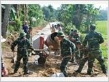 Lực lượng vũ trang tỉnh Quảng Ngãi với việc thực hiện chỉ thị 855-CT/QUTW