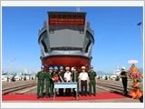 Xây dựng, phát triển công nghiệp quốc phòng đáp ứng yêu cầu xây dựng, bảo vệ Tổ Quốc