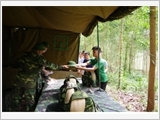 Kinh nghiệm quản lý, huấn luyện quân nhân dự bị ở Sư đoàn 390