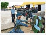 Sư đoàn Phòng không 375 tăng cường quản lý kỷ luật, bảo đảm an toàn