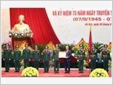 """Thủ tướng Nguyễn Xuân Phúc: """"Xây dựng Bộ Tổng Tham mưu xứng đáng là cơ quan tham mưu chiến lược về quân sự, quốc phòng của Đảng, Nhà nước, Quân ủy Trung ương và Bộ Quốc phòng"""""""