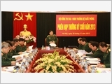 Hội đồng Thi đua - Khen thưởng Bộ Quốc phòng họp phiên thường kỳ cuối năm 2013
