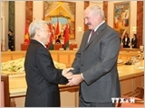 Vietnam wishes to boost economy, trade with Belarus