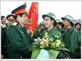 Promoting heroic tradition, building VPA revolutionary, regular, seasoned and gradually modern.