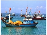 Promoting fishermen's role in protecting maritime and island sovereignty of the Homeland (continued)