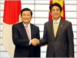 Vietnam, Japan upgrade ties to extensive strategic partnership