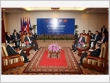 Declaration of 2nd summit of Mekong River Commission