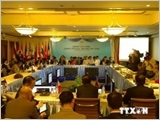 ARF senior officials' meeting spotlights East Sea issue