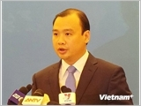 Vietnam persists with peaceful solution to East Sea dispute