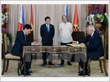 Vietnam, Philippines issue joint statement on strategic partnership