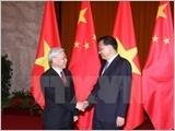 Vietnam, China issue joint communiqué