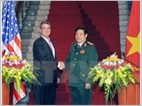 Vietnam, US defence chiefs hold talks