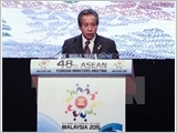 AMM 48 confirms solidarity in establishment of ASEAN Community