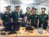 Studying, making and implementing appropriate policies for the Vietnamese peacekeepers