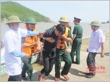 Military Region 4 armed forces well implementing the task of disaster prevention and control, search and rescue