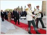 Prime Minister begins Algeria visit