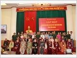 Bộ Quốc phòng gặp mặt Đoàn đại biểu Bà mẹ Việt Nam anh hùng tỉnh Tiền Giang