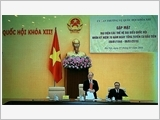 National Assembly of Vietnam and the cause of building and protecting the Homeland