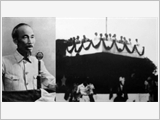 Declaration of Independence and goal of national independence and socialism of Vietnamese revolution in current situation