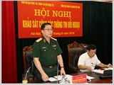 Strengthening defence external information service in the new situation