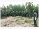 Phu Tho Province building strong armed forces