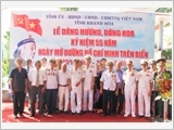"Upholding the tradition of ""Ho Chi Minh sea trail"", firmly safeguarding sea and island sovereignty nowadays"