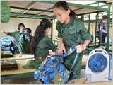 """Quang Ninh Province and the """"military semester"""" program - a model of defence and security education"""