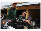 Armed forces of Quang Ninh province promotes the core role in carrying out local defence work