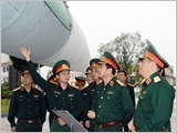 Applying Ho Chi Minh's military and defence thought to developing Vietnam's Defence Strategy and Military Strategy in the new era