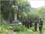Cao Bang Provincial Border Guard upholds the tradition of revolutionary cradle, accelerating the implementation of Directive No. 5-CT/TW