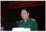 To well implement policies of health insurance for military personnel via enhanced direction
