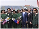 "The capital city's armed forces promote values of the ""Hanoi - Dien Bien Phu in the Air"" Victory"