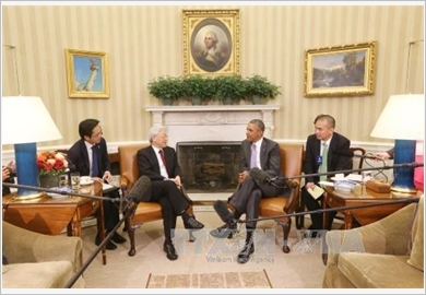 Respecting each other's political institution - foundation for Vietnam - US relations