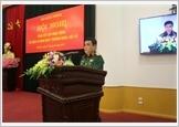 Hội nghị Tổng kết các hoạt động Kỷ niệm 70 năm Ngày Thương binh - Liệt sĩ