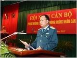Strengthening people's air-defence posture in key air-defence areas