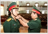 The Infantry Officers' Training College No.2 concentrates on standardization and modernization