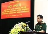 Accelerating judicial reform in the Military