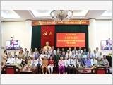 Tổng cục Chính trị gặp mặt Đoàn đại biểu người có công tỉnh An Giang
