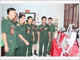 Tank Brigade 206 builds cultural environment