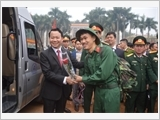 Yen Bai province focuses on building strong local armed forces