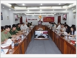 Armed forces of Long An province promote their core role in defence and security education
